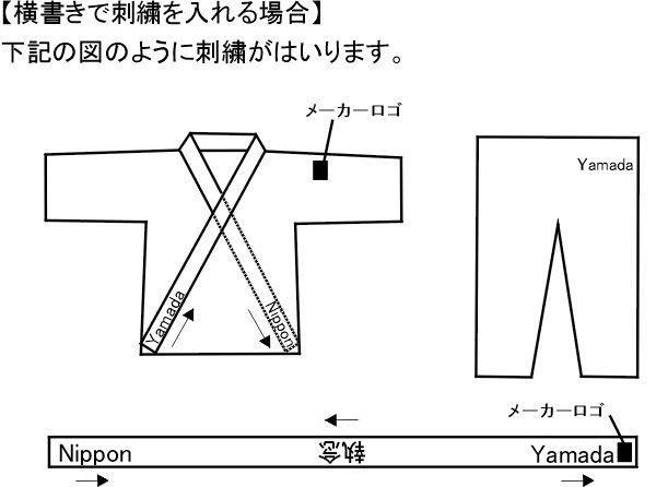 帯刺繍向き