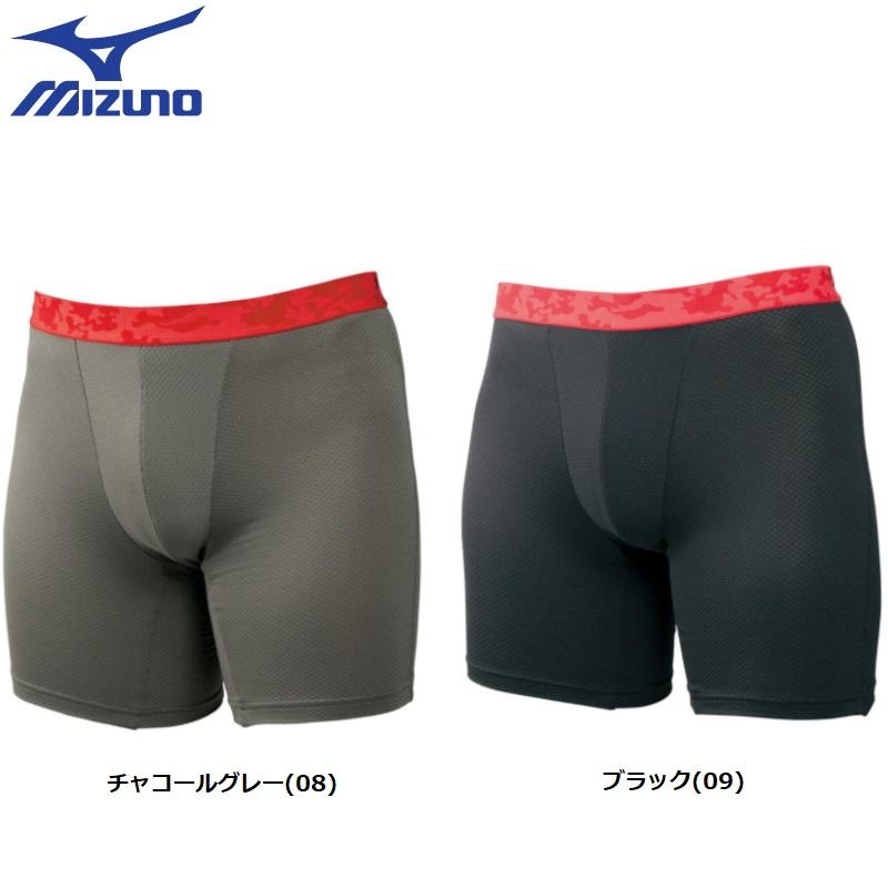 ミズノ 柔道 ボクサーパンツ 柔道パンツの下に履くパワーパンツ(スパッツ)