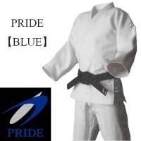 東洋 柔道着 プライドブルー PRIDE BLUE 全柔連新規格基準 上下セット 帯別売り